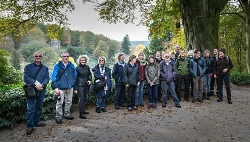 Volunteers at Stourhead